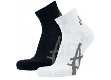 Asics Pack 2 paires Pulse Running Sock