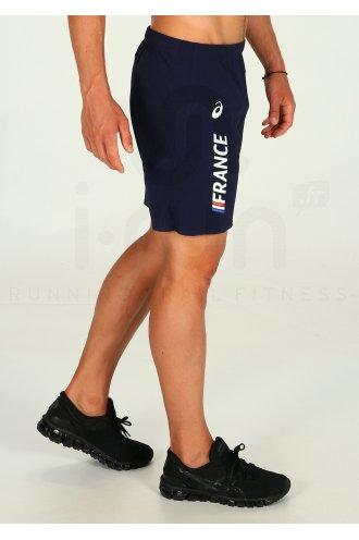 Asics Short Équipe de France M